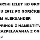 Goričko 1 dan julij 2012