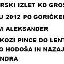 Goričko 2 Dan Julij 2012