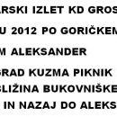 Goričko 3 Dan Julij 2012