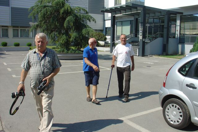 Vukovar Ljubljana junij 2013 prvi dan - foto