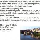 kolesarjenje santiago 2dan 18.8.2013