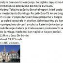 kolesarjenje santiago 3dan 19.8.2013