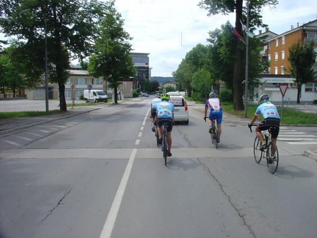 Vukovar - ljubljana 3.etapa 2019 - foto