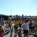 Prihod kolesarjev