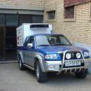 Hladilno vozilo za spremstvo