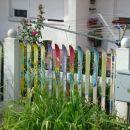 Ideja za ograjo