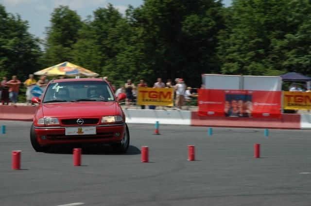 Drift - foto povečava