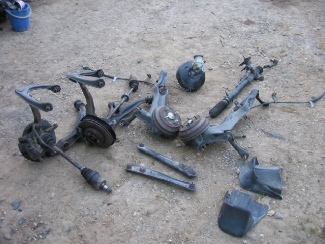 Honda deli - foto