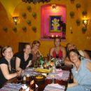 Ženska zasedba: Julija, Sonja, Klara, Barbara, Metka in Urša