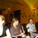 Sonja, Klara in Miha