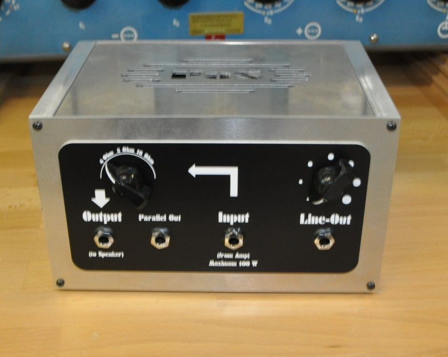 POS100 attenuator - foto povečava