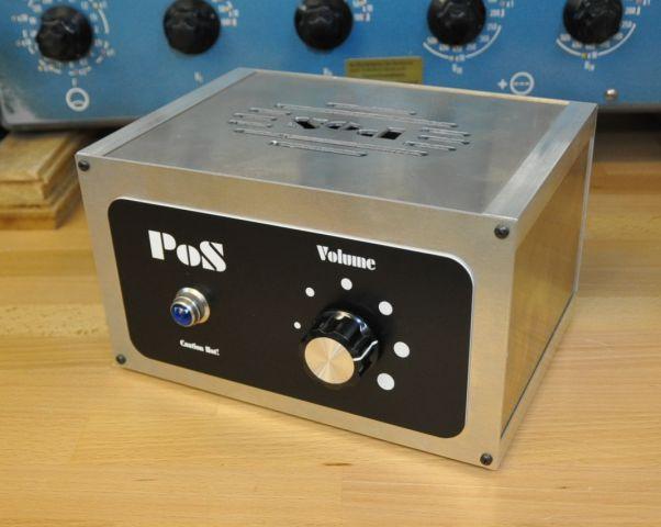 POS100 attenuator - foto