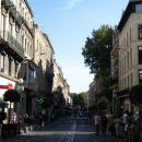 Avignon, avgust 2005