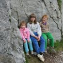 Galja, Anja in Nejc