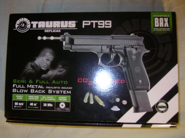 TAURUS PT-99 - foto