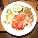 Vegiterian food
