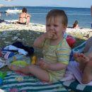 Malica na plaži