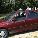 Evo tau je sausidov avto