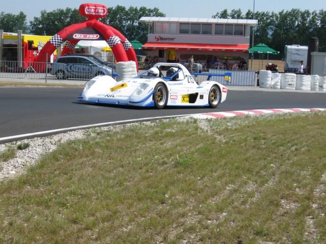 Speedart event, Raceland