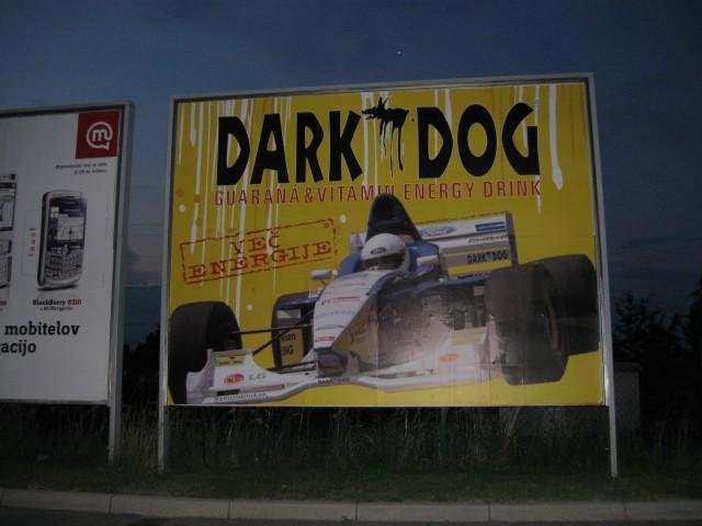 Jumbo plakati Darko Dog
