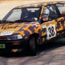 Daihatsu Charade TTS (160 KM), Gr. N, 1993