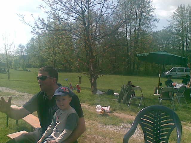 Volvo piknik Slo-Cro Mrežnica 27.04.08 - foto