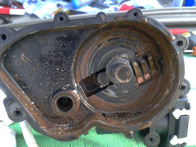 Rear Wiper Motor Problem