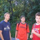 Žiga, Aljaž in Gregor