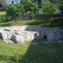 Temelji atrijske rimske hiše