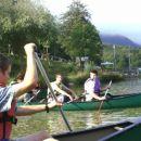 Naslednji dan na jezeru