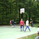 mogoče igrali basket