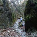 v kanjonu potocka