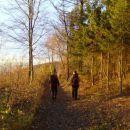 na poti v dolino