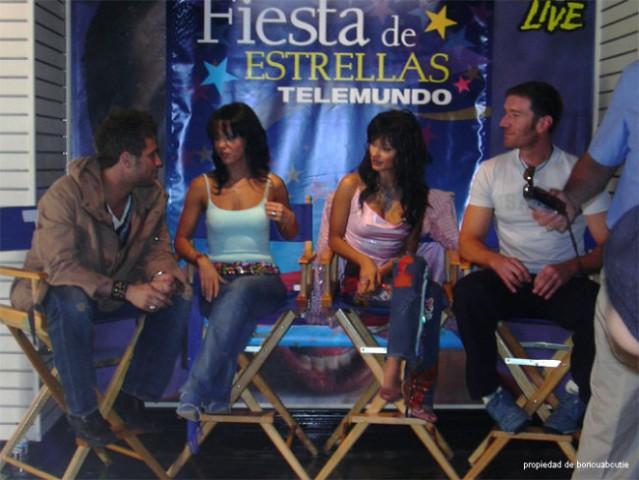 Fan Festival Telemundo  12-13.11.2005 - foto