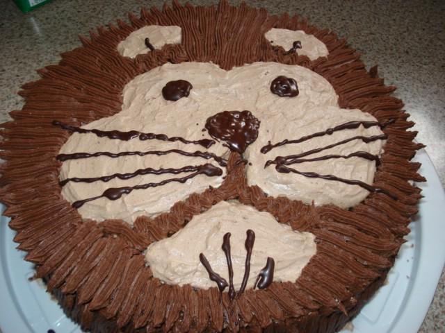Torta izdelava - foto