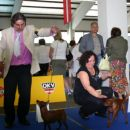 Psarna Alto Fondale je doživela dvojni uspeh psica BOB in pes R-BOB