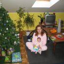 božično jutro z mamico