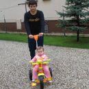 uživam v triciklu