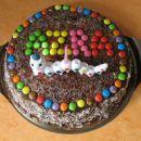 torta - prvič