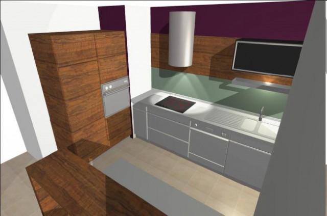 3D kuhinja!!!  - foto