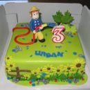 Torta gasilec Samo