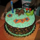 Torta s konjičkom