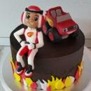 Torta Blaze in megakolesniki
