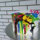 Torta Mavrica