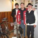 člani društva BAS Šport z Avgustom Farkašem iz Beltincev
