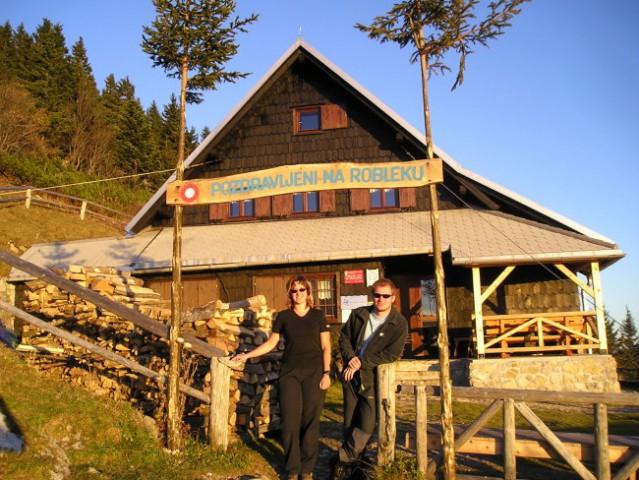Roblek + Begunjščica 29.10.2005 - foto