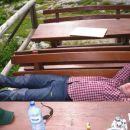 Jaz pa raje malo zadremam:-)