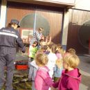 Tehnično orodje in gasilka