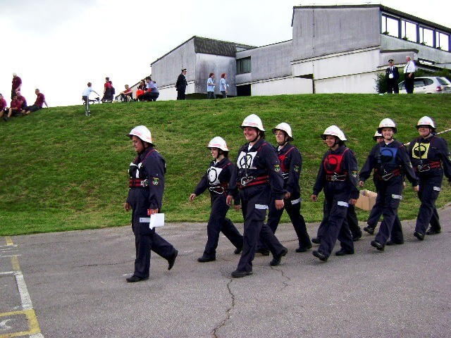 Geres 2007-Članice - foto