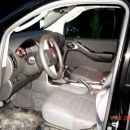 Nissan Pathfinder 2.5 diesel - vozniški prostor